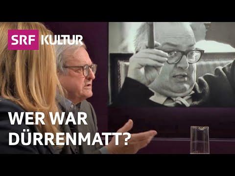friedrich drrenmatt aktueller denn je sternstunde philosophie 131215 youtube - Friedrich Drrenmatt Lebenslauf