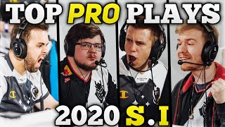TOP SIEGE PRO PLAYS OF SIX INVITATIONAL 2020!  | Day 1 | Rainbow Six Pro League