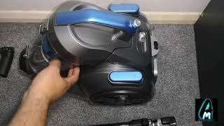 Eureka R500 ReadyForce Cylinder Bagless Vacuum Cleaner (Review)