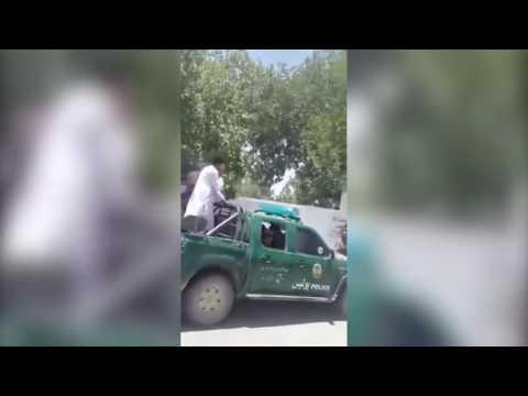 Car Bomb Detonated Near New Kabul Bank Branch in Helmand