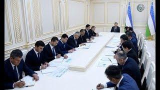 Oʻzbekiston Prezidenti elektrotexnika sanoatini rivojlantirishga bagʻishlangan yigʻilish oʻtkazdi