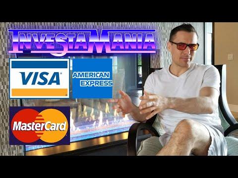 Fintech Stock Analysis $V Visa Vs $MA Mastercard $AXP American Express
