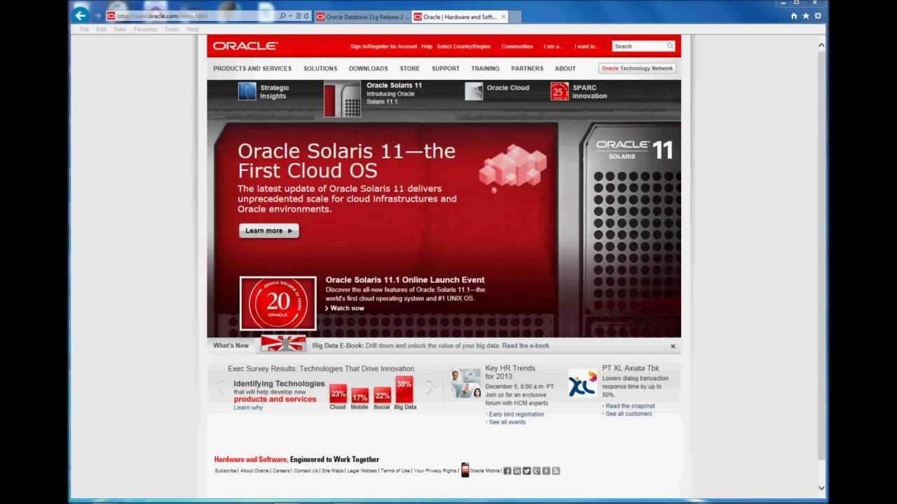 How To Install Oracle 11g Client On Windows 7 64 Bit How to
