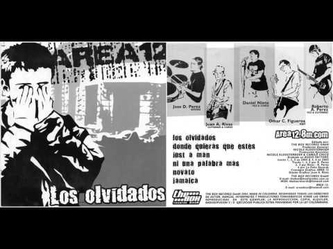 Area 12 - Los Olvidados [EP 2004]