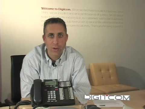 Nortel Norstar BCM T7316e Telephone Set, Digitcom.ca, Toronto