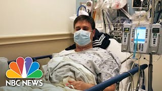 Coronavirus Survivors Speak Out About Recovery Challenges | NBC Nightly News