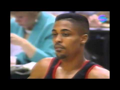 Rick Adelman Comments On Rod Strickland Joining The Trail Blazers (11/24/1993)