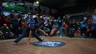 Battle of the Year Argentina 2018 - Final Bgirl 1 vs 1