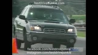 MW 2004 Subaru Baja Turbo Test Drive