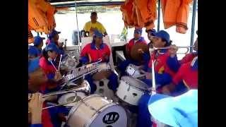 Banda De Guerra Unefa Anzoategui a la Conquista Del Rió Orinoco