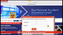 How To Check Your Policy Status On The e Insurance