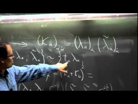 Freddy Cachazo - Scattering Amplitudes 1