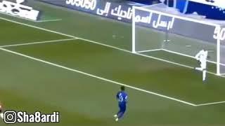 ملخص ماقدمه سوريانو لاعب الهلال الجديد اول مباراه له امام الهلال