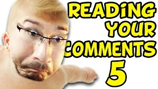 MARK'S HAVING A BABY?! | Reading Your Comments #5