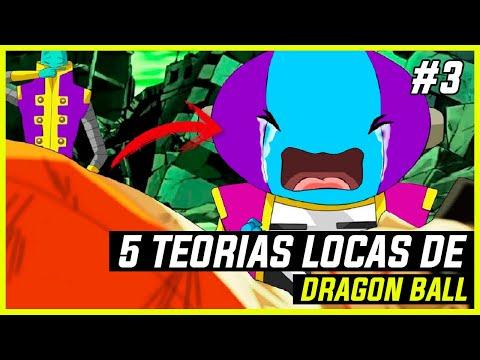 5 TEORIAS MAS ESTUPIDAS DE LOS FANS DE DRAGON BALL/PARTE 3-? (LOQUENDO)