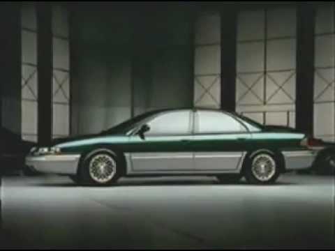Chrysler Concorde Commercial