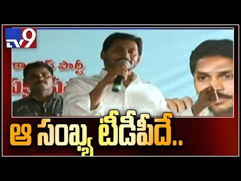 MPs will fight for AP Special status - YS Jagan - TV9