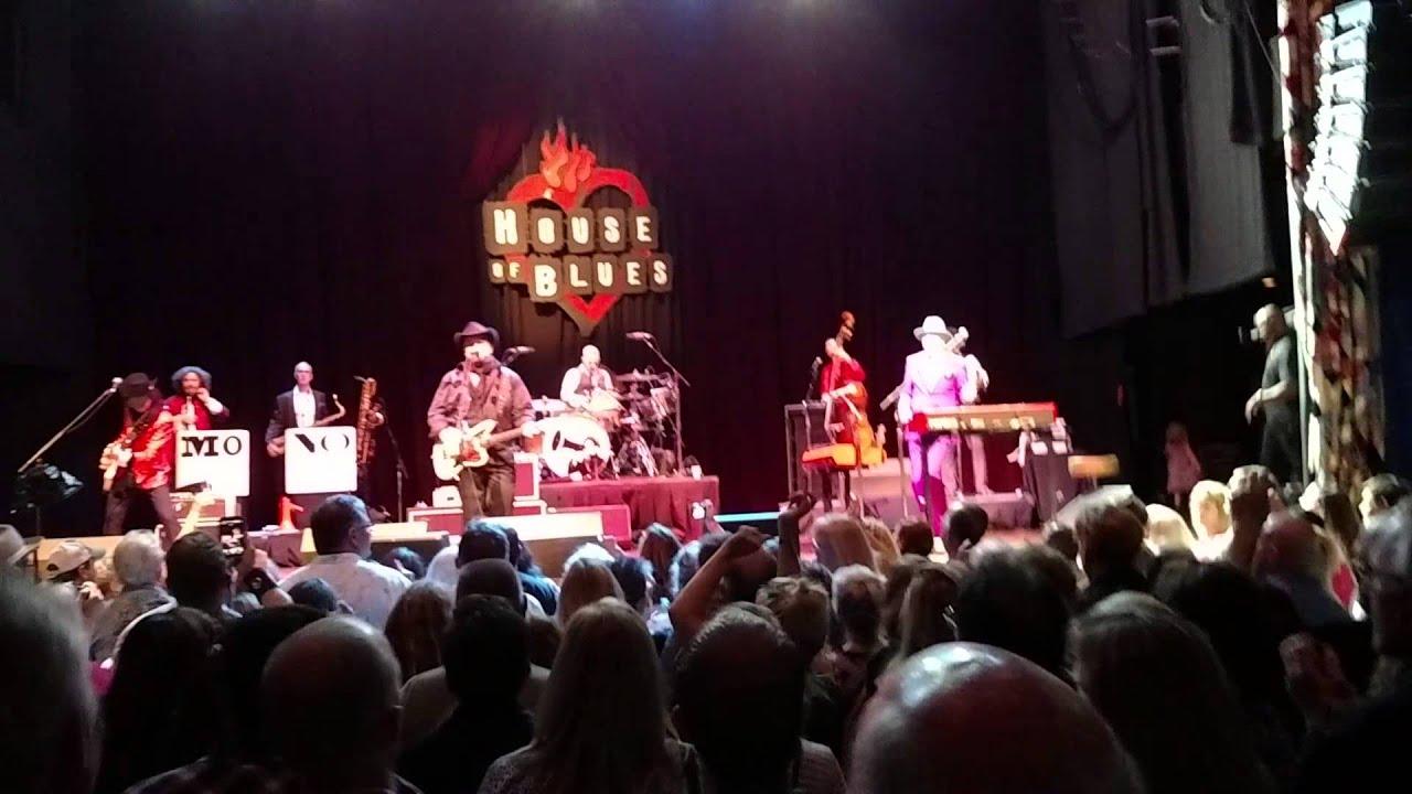 the mavericks at house of blues houston - youtube