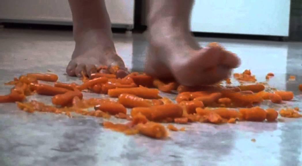 Bbw food video