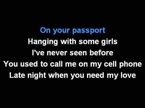 Drake Hotline Bling Karaoke Version