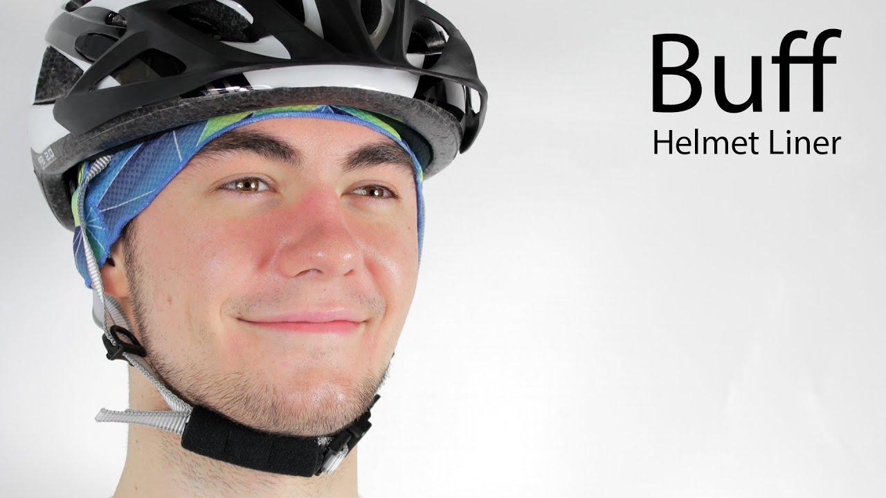 buff helmet liner video anwendungsm glichkeiten youtube. Black Bedroom Furniture Sets. Home Design Ideas