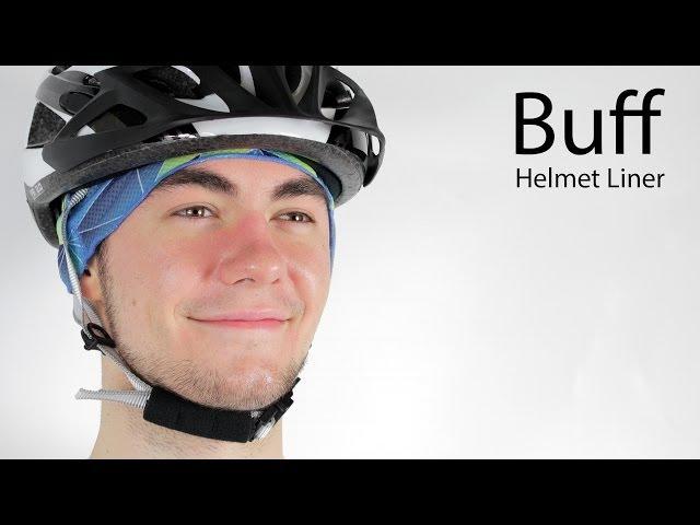 Buff Helmet Liner Video Anwendungsmöglichkeiten