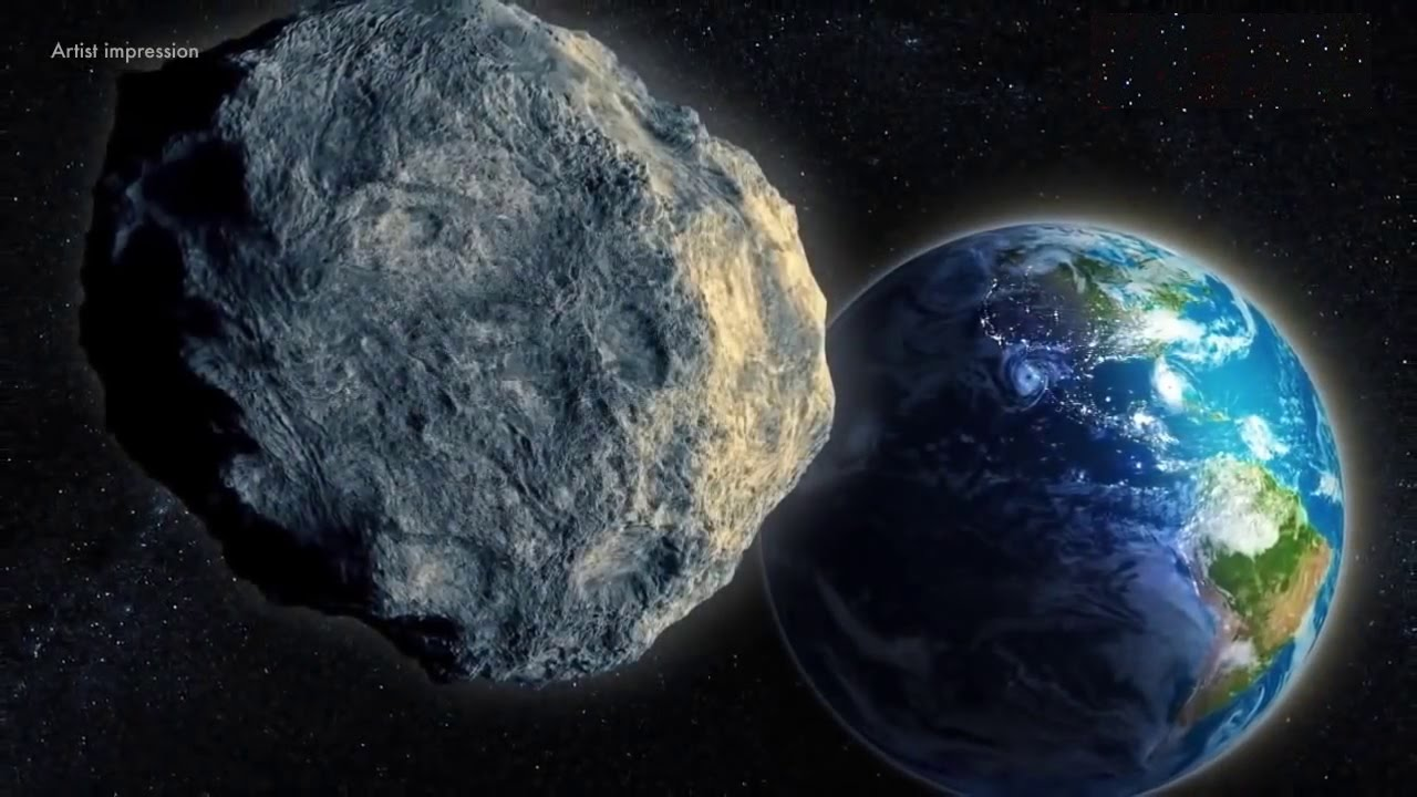NASA and FEMA Prepare for Asteroid Impact with Emergency ...
