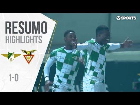 Highlights | Resumo: Moreirense 1-0 Aves (Liga 18/19 #16)