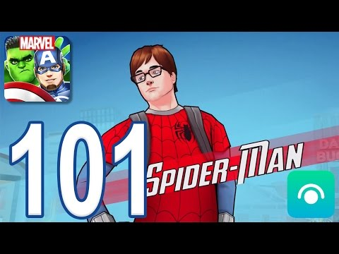 MARVEL Avengers Academy - Gameplay Walkthrough Part 101 - Level 20-21 (iOS, Android)