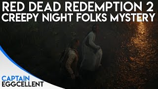 Red Dead Redemption 2 - The CREEPY MYSTERY Of The Night Folk