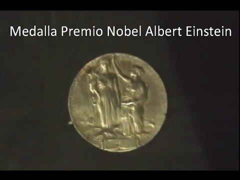 Medalla Premio Nobel Albert Einstein Parque Explora Youtube