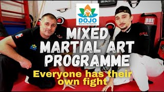 Martial Art Intervention: Education Other Than at School (EOTAS)