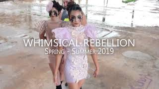 Theo Doro, WHIMSICAL REBELLION, teaser SS19