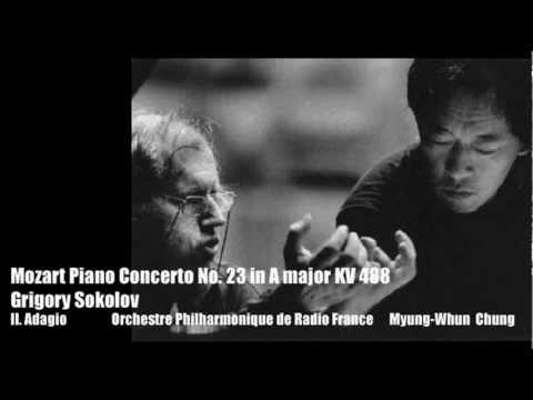 Mozart - Piano Concerto No. 23 in A