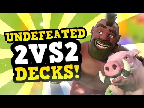 60-0 UNDEFEATED In 2v2 Clan Battles :: Strategy, Tips & Gameplay! :: Clash Royale