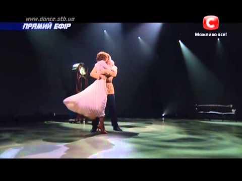 Танцуют все 6 сезон - Олег и Алиса - Второй прямой эфир 06.12.2013