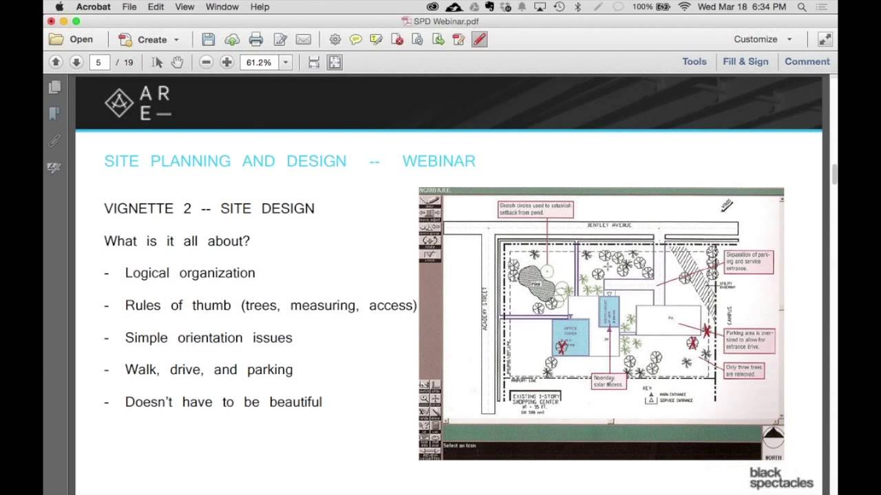 Site Design   Architecture Registration Exam Webinar A.R.E. Site Planning U0026  Design Exam Review