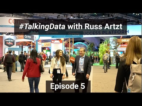 Russ Artzt: The Data Market is Very Exciting