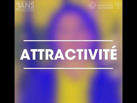 [MARTINE VASSAL] 3 ANS D'ACTIONS POUR L'ATTRACTIVITÉ DU TERRITOIRE