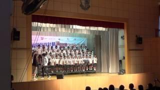 學校合唱教學伙伴計劃音樂會2017 香港教育大學賽馬會小學