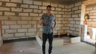 как сделать стены в доме