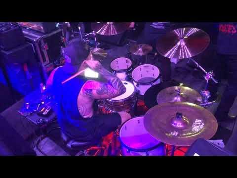 ROADKILL - Jeramie Kling Drum Cam.