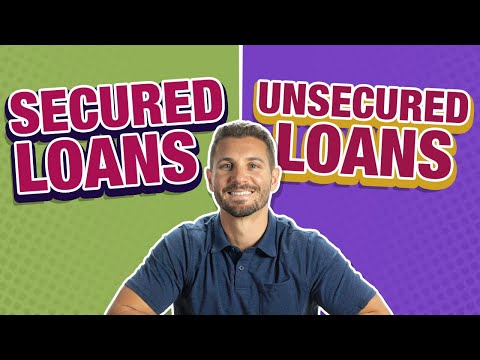 Secured vs Unsecured Personal Loans (Explained!)