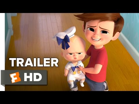 Thumbnail: The Boss Baby Official Trailer 1 (2017) - Alec Baldwin Movie