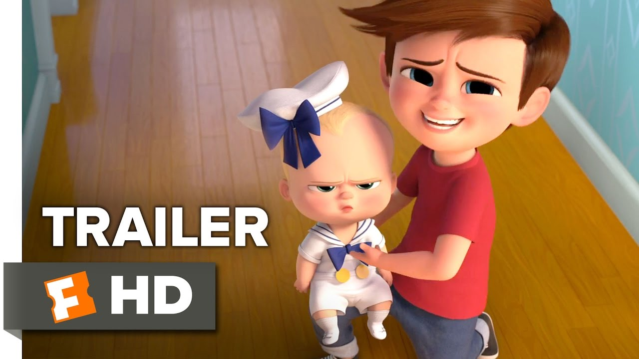 fe0b95179 The Boss Baby Official Trailer 1 (2017) - Alec Baldwin Movie - YouTube