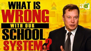 Why Elon Musk Created His Own School To Educate His Kids