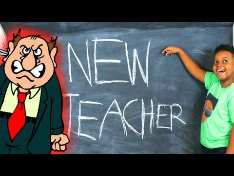 Thumbnail: Shiloh and Shasha BACK TO SCHOOL TEACHER!? - Onyx Kids