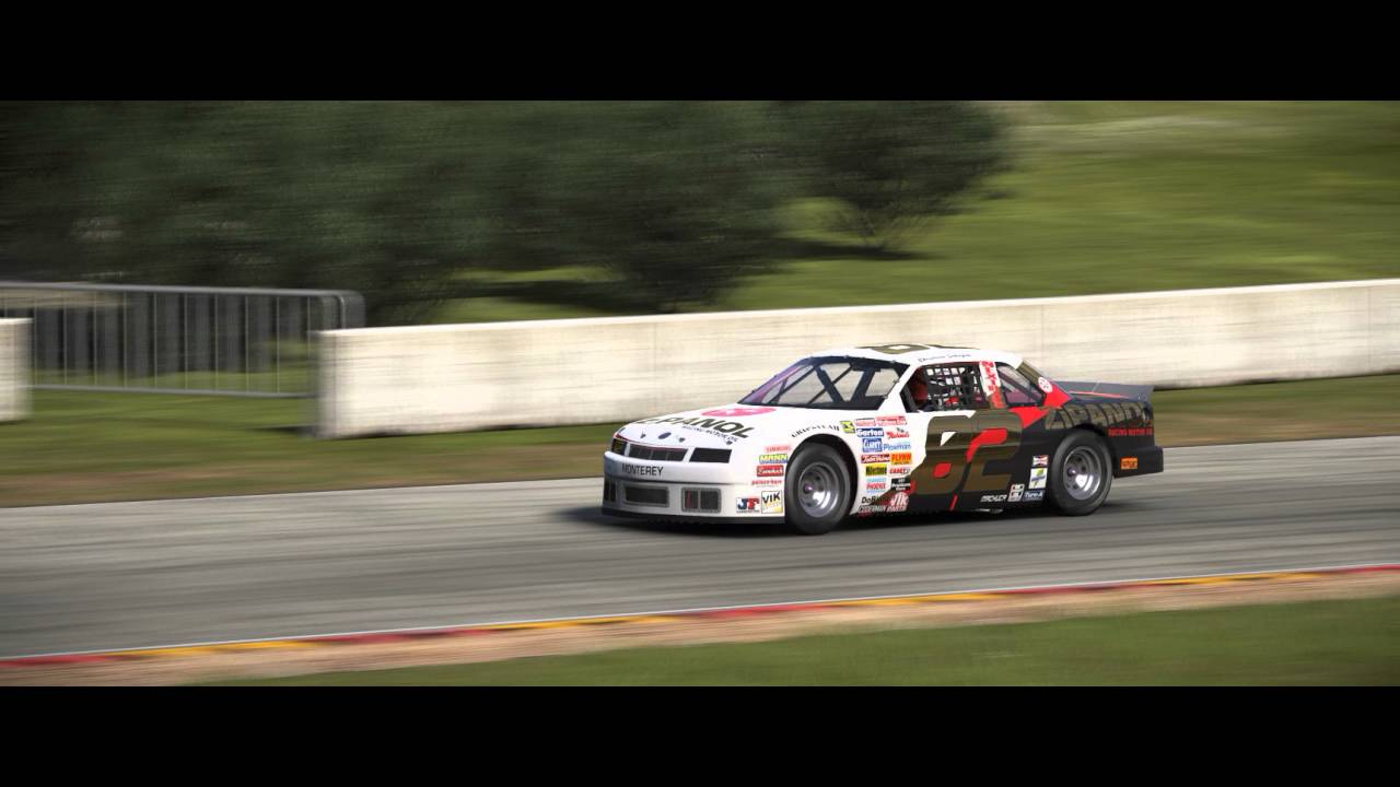 Project CARS - Vintage Stock Car Race - YouTube