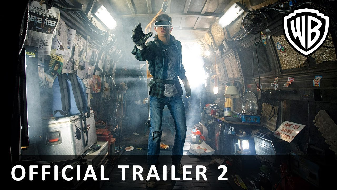 Ready Player One trailer (DK)