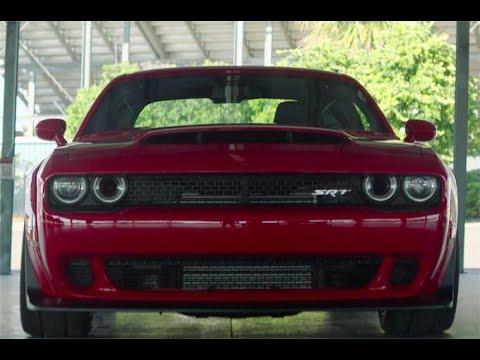 Dodge Challenger Srt Demon Official Review Video Photo Pics Images First Drive
